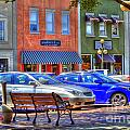 Downtown Georgetown by TJ Baccari