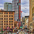Downtown Hdr by Randy Harris