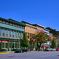 Downtown Madison I by Steven Ainsworth