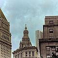 Downtown Manhattan by Alex AG