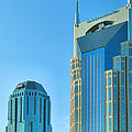 Downtown Nashville I by Steven Ainsworth