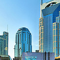 Downtown Nashville II by Steven Ainsworth