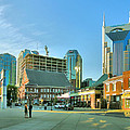 Downtown Nashville IIi by Steven Ainsworth