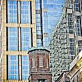 Downtown Nashville by Trish Tritz