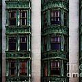 Downtown San Francisco by Bob Christopher