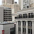 Downtown San Francisco Buildings - 5d19323 by Wingsdomain Art and Photography