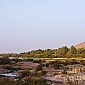 Draa River by Nabucodonosor Perez