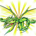 Dragon by Brian Gibbs