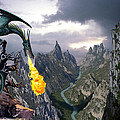 Dragon Valley by The Dragon Chronicles - Garry Wa