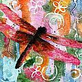 Dragonfly Fairy I by Miriam Schulman