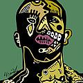 Drake Full Color by Kamoni Khem