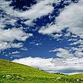 Dramatic Big Sky by Roderick Bley