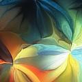 Dreaming Night Blooms 2 by David Lane