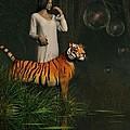 Dreams Of Tigers And Bubbles by Daniel Eskridge