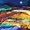 Dreamscape No. 173 by June Rollins