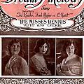 Dreamy Melody by Mel Thompson