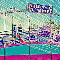 Dreamy Tilt-a-whirl Carnival Ride by Eye Shutter To Think