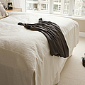 Dress Lying On Bed by Shannon Fagan