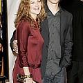 Drew Barrymore Wearing A Gucci Dress by Everett