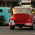 Driving Off Into History by Mick Anderson
