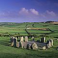 Drombeg Stone Circle by David Nunuk