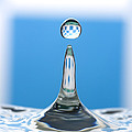 Drop Of Water by Ted Kinsman