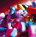Drug Pills And Capsules by Tek Image