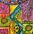 Drum Land by Angela L Walker