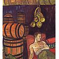Drunken Arousal by Melinda English