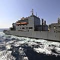 Dry Cargoammunition Ship Usns Richard by Stocktrek Images