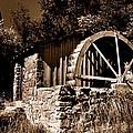 Dry Mill by Mark Valentine