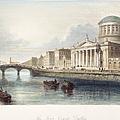 Dublin, 1842 by Granger