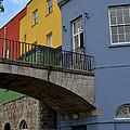 Dublin Castle In Dublin Ireland by Eva Kaufman