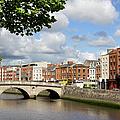 Dublin Cityscape by Artur Bogacki