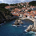 Dubrovnik By The Sea by Bob Christopher