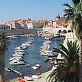 Dubrovnik Croatia Port by Elaine Haakenson