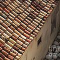 Dubrovnik Rooftop by Bob Christopher