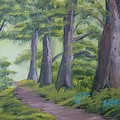 Duff House Path by Charles and Melisa Morrison