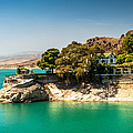 Duke House In El Chorro Lake District. Spain by Jenny Rainbow