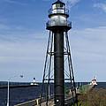 Duluth Lighthouses 1 by John Brueske