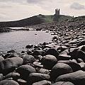 Dunstanburgh Castle by Dunstanburgh Castle