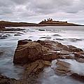 Dunstanburgh Castle II by David Pringle