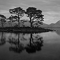 Dusk At Loch Maree by Howard Kennedy