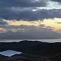Dusk Panorama Of Skye by Gary Eason
