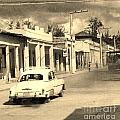 Dusty Old Town by John Malone