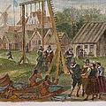 Dutch & Native American Trade by Granger