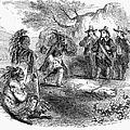Dutch-native American Fur Trade by Granger