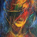 Dynamism  by Marina R Burch