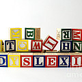 Dyslexia by Photo Researchers, Inc.