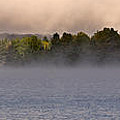 Eagle Lake Panorama by Cale Best